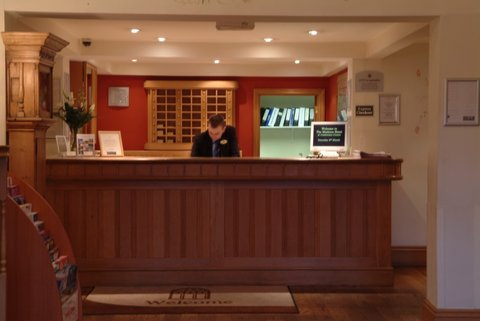 Brook Madison Hotel - Reception