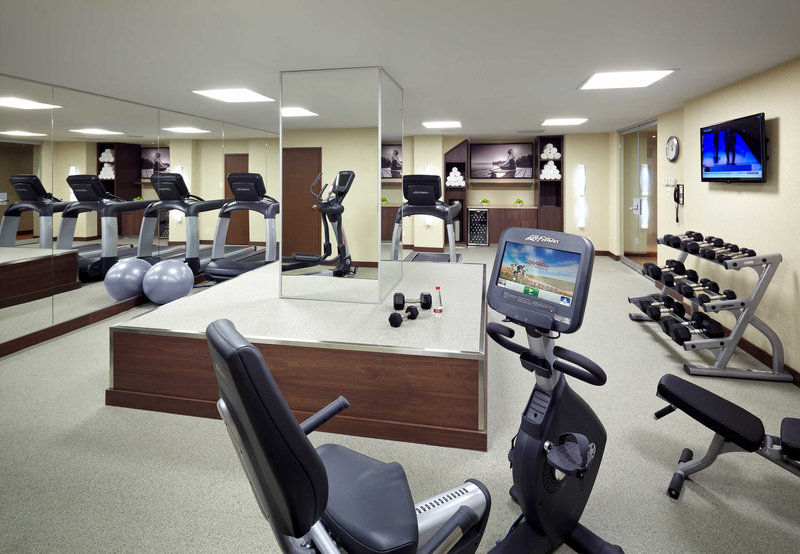 Marriott Quebec City Downtown Fitness Club