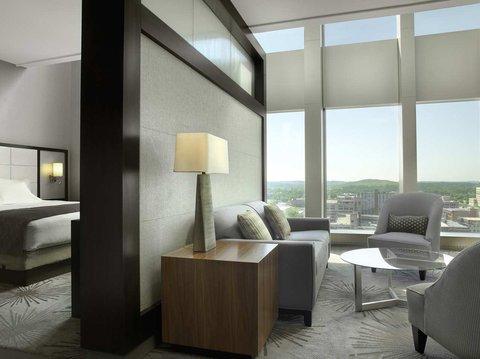 Doubletree by Hilton Cedar Rapids Convention Complex - Junior Suite