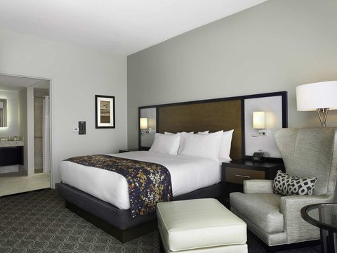 Doubletree by Hilton Cedar Rapids Convention Complex - Accessible King Bedroom