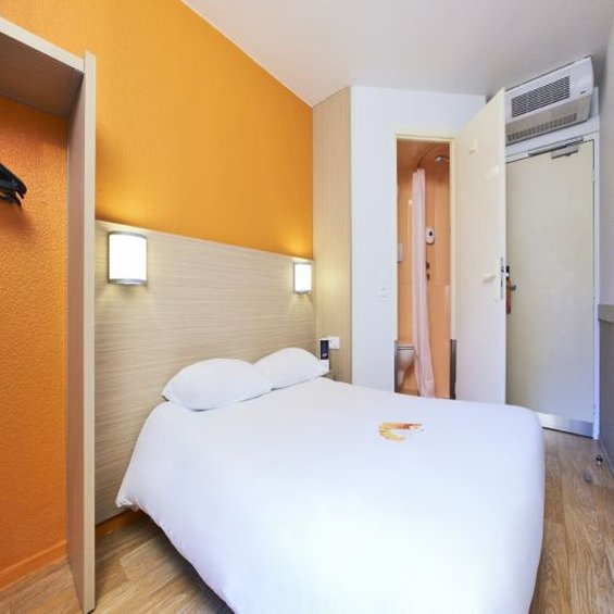 Hotel Premiere Classe Roissy Charles de Gaulle Paris Nord II Zimmeransicht