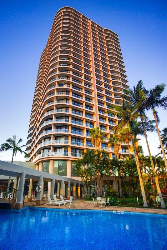 Crowne Plaza Hotel Crowne Plaza Surfers Paradise Вид снаружи
