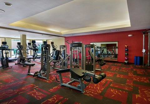 Courtyard Boston Westborough - Fitness Center