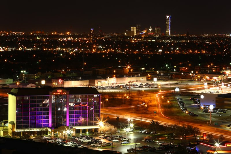 Crowne Plaza Oklahoma City - Oklahoma City, OK