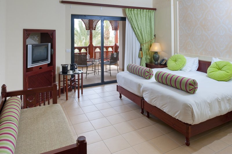 Crowne Plaza Resort Sahara Oasis Port Ghalib Resor 客室