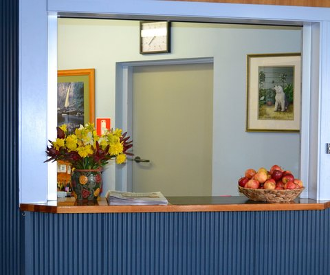 Wellers Inn Motel and Function Centre - Reception
