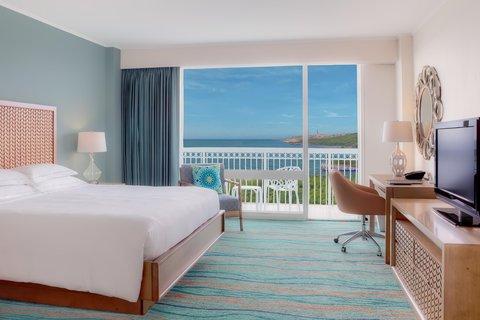 Curacao Hilton Hotel - 1 King Bed Renovated Executive