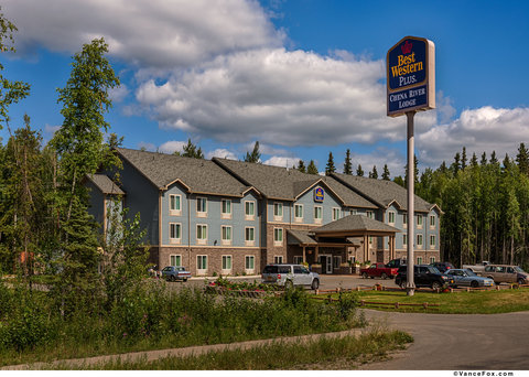 BEST WESTERN PLUS Chena River Lodge - Welcome