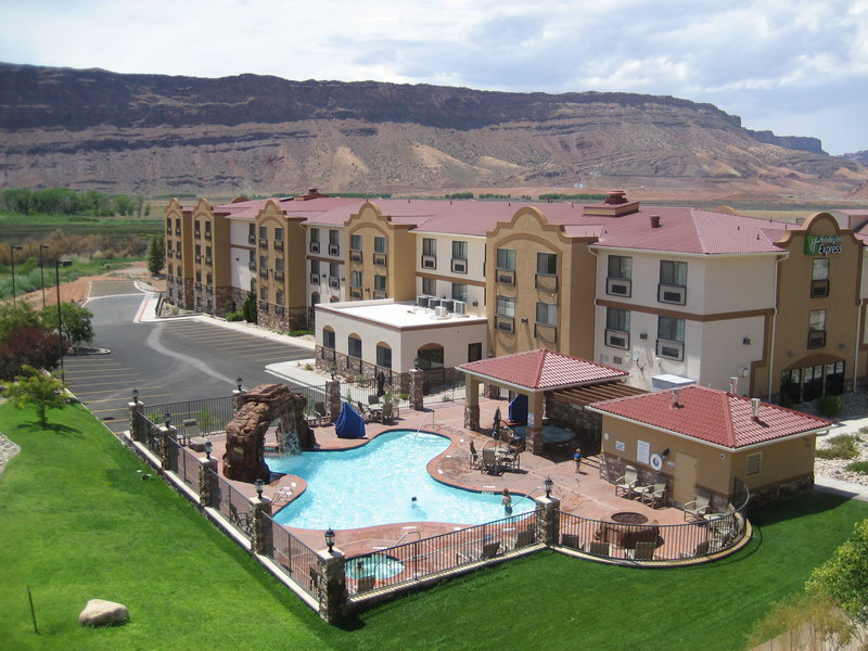 Holiday Inn Express Hotel & Suites Moab Außenansicht