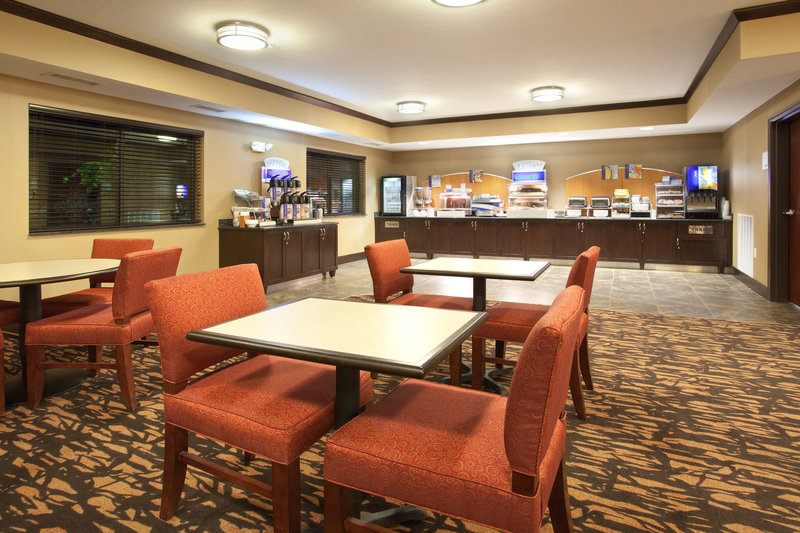 Holiday Inn Express Hotel & Suites Moab Gastronomie