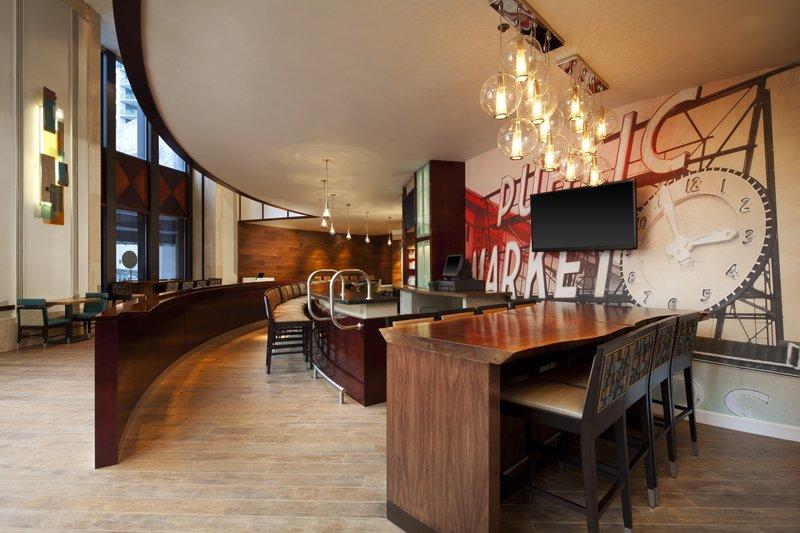 The Westin Seattle Bár/lounge