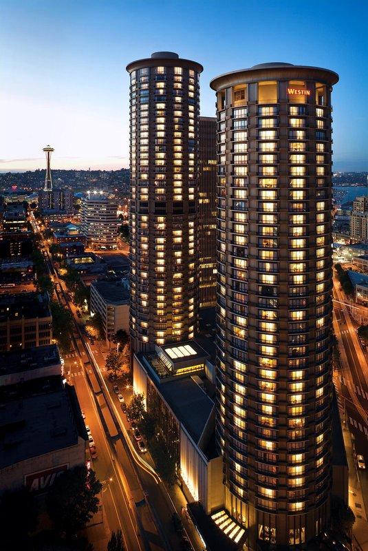 The Westin Seattle Kilátás a szabadba