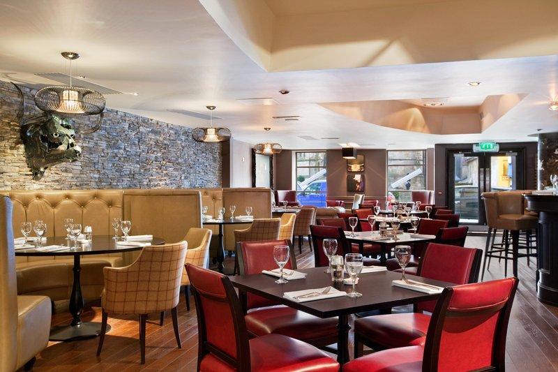Hilton Glasgow Grosvenor Hotel レストラン