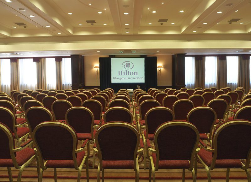 Hilton Glasgow Grosvenor Hotel 会議室
