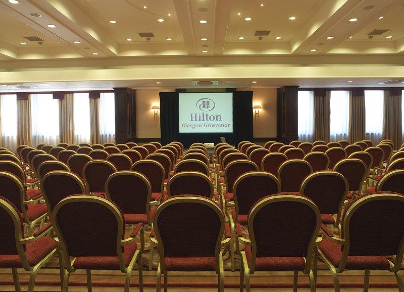 Hilton Glasgow Grosvenor Hotel 会議室