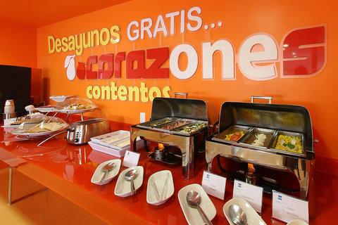 One Queretaro Aeropuerto - Breakfast Bar