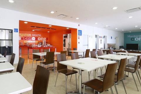 One Queretaro Aeropuerto - Dining Room