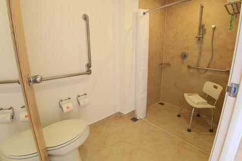 One Queretaro Aeropuerto - Handicapped Bathroom