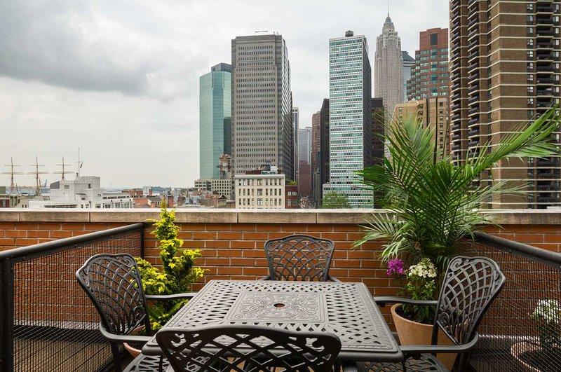 Hampton Inn Manhattan-Seaport-Financial District 客室