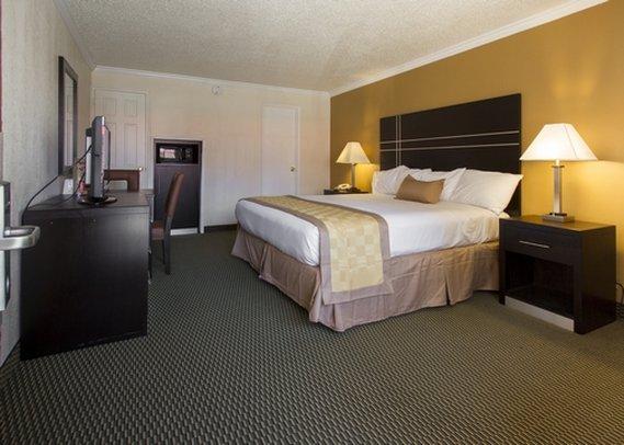 Econo Lodge Beach Block Atlantic City Billede af værelser