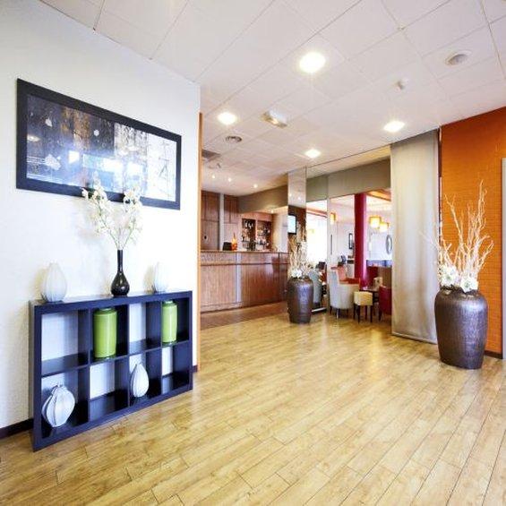 Kyriad Bonneuil - Sur - Marne Lobby