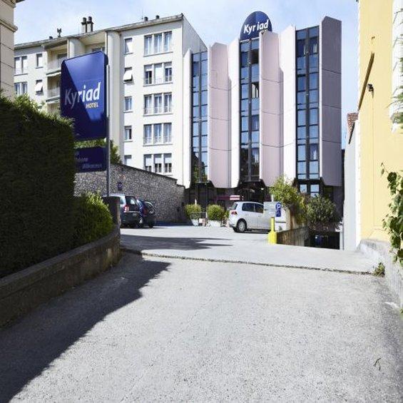Hotel Kyriad Montélimar Außenansicht