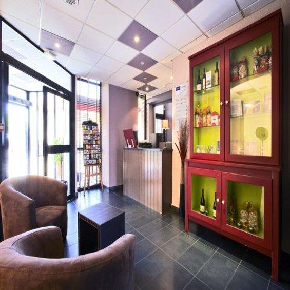 Hotel Kyriad Montélimar Lobby