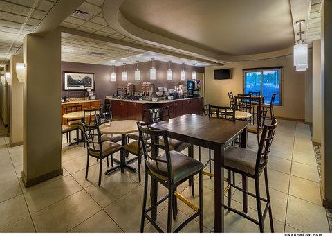 BEST WESTERN PLUS Chena River Lodge - Breakfast Area