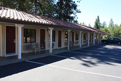 Gold Trail Motor Lodge - Placerville, CA