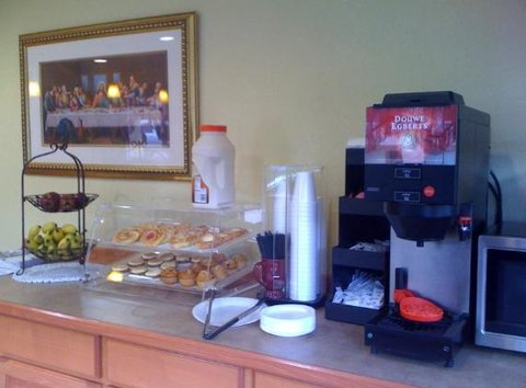 Express Inn and Suites - Breakfast BF