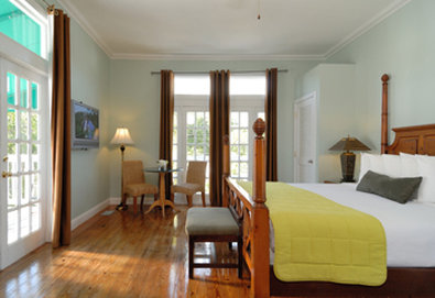 Merlin Guesthouse - Merlin Guesthouse King Suite