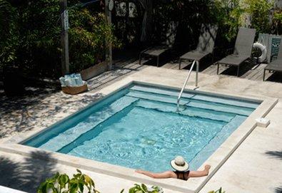 Merlin Guesthouse - Merlin Guesthouse Pool Area