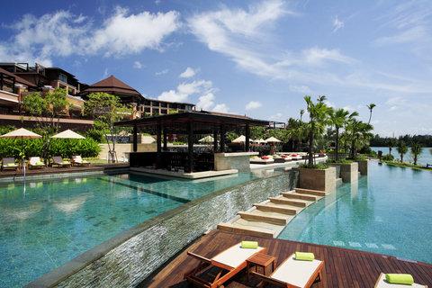 Radisson Blu Plaza Resort Phuket Panwa Beach - Pool