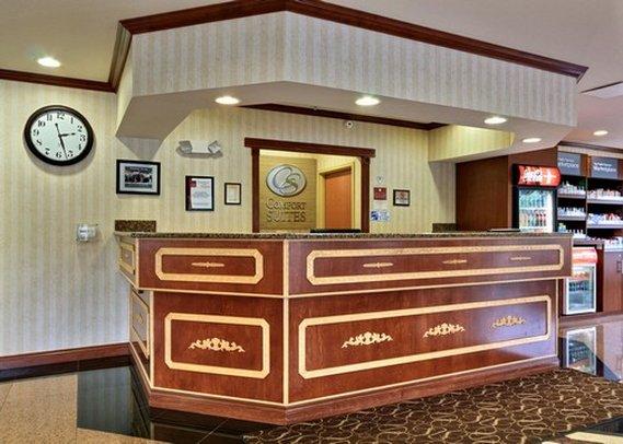 Comfort Suites - Canton, MI
