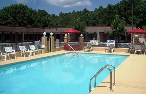 Red Roof Inn Dillon SC - Pool