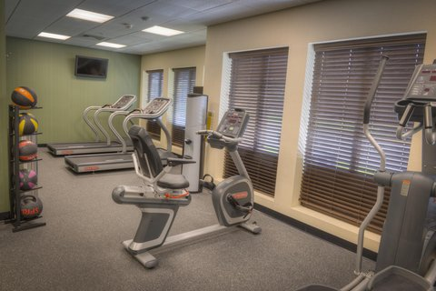 Hampton Inn and Suites Pensacola/Gulf Breeze - Fitness Center