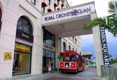 Royal Orchid Guam - Exterior