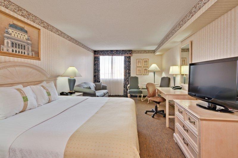 Holiday Inn Toronto-Mississauga Billede af værelser