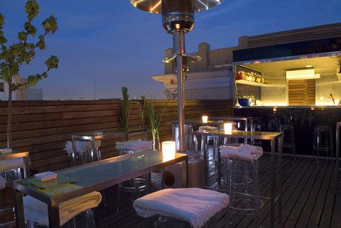 Exe De Las Letras - Rooftop Terrace