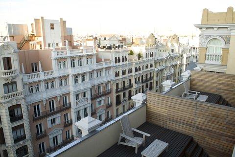 Exe De Las Letras - Superior Room Terrace