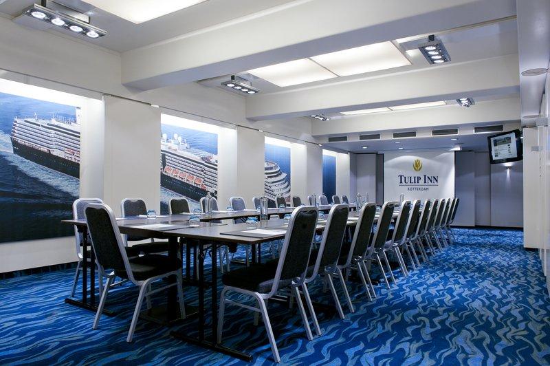 Tulip Inn Rotterdam Konferensrum