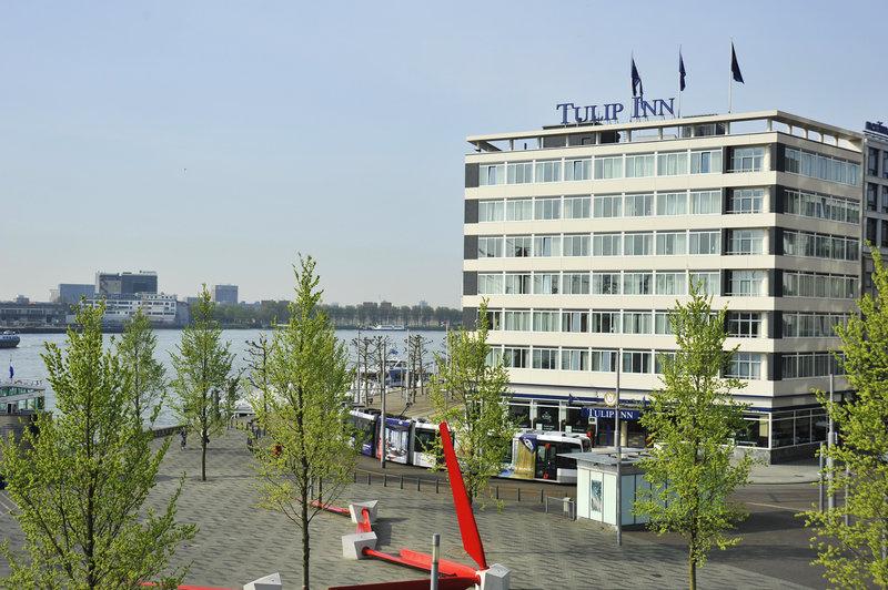 Tulip Inn Rotterdam Fasad