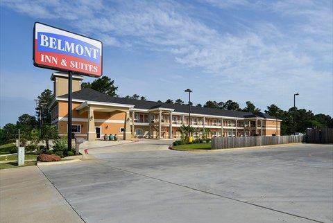 Belmont Inn and Suites - Belmont Innand Suites Tatum TXExterior