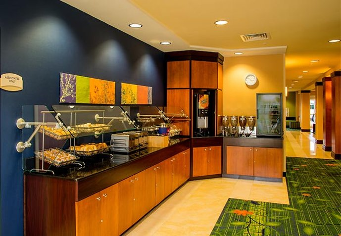 Fairfield Inn & Suites Venice Gastronomy
