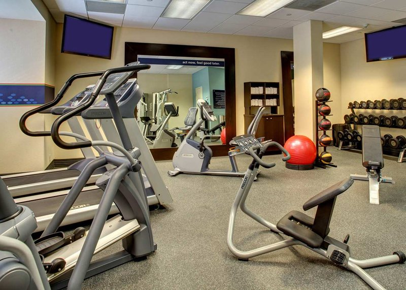 Hampton Inn & Suites - Miami-Airport South/Blue Lagoon Fitness-klubb