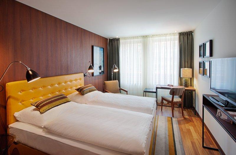 AMERON Hotel Speicherstadt Hamburg Double Room at AMERON Hotel Speicherstadt Hamburg
