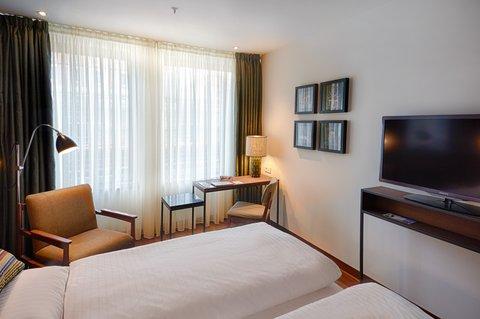 AMERON Hotel Speicherstadt Ham - Double Room at AMERON Hotel Speicherstadt Hamburg