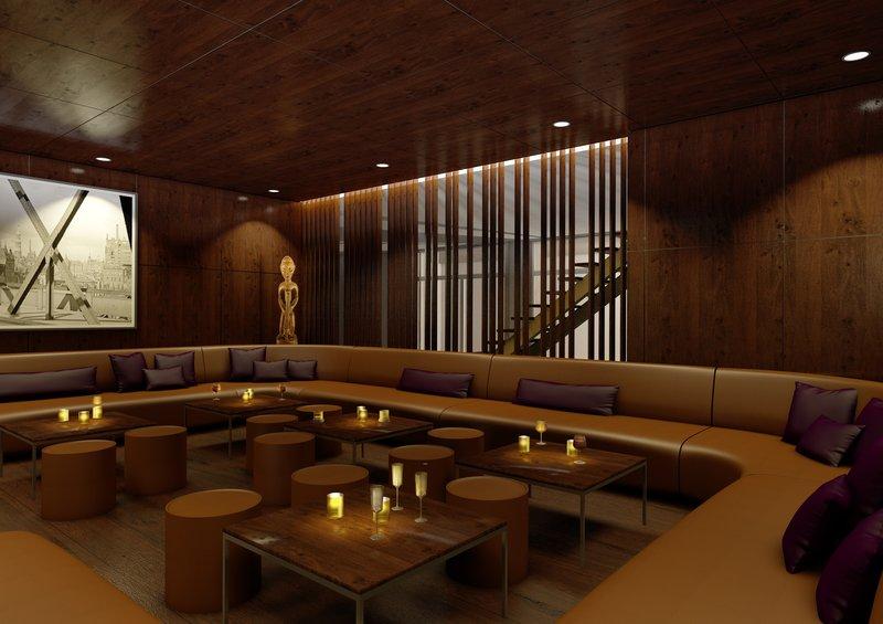 AMERON Hotel Speicherstadt Hamburg Lounge at AMERON Hotel Speicherstadt Hamburg