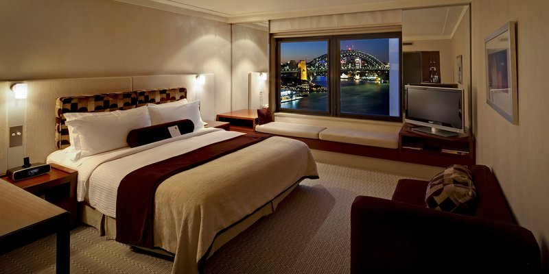 Intercontinental Sydney Kameraanzicht