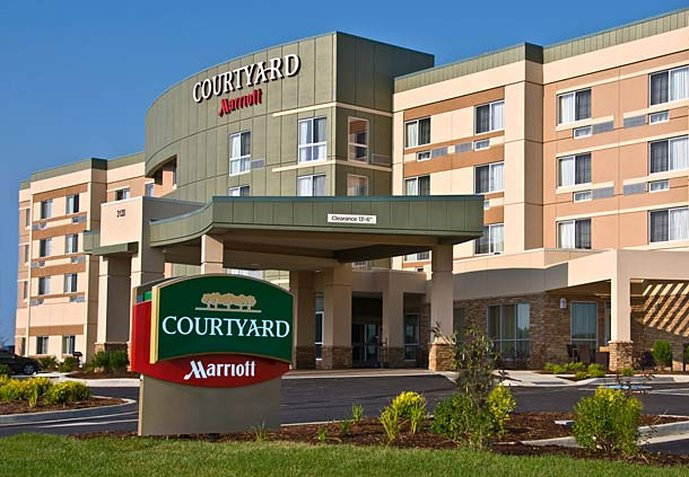Courtyard By Marriott New Bern